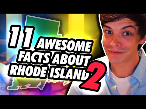 11 Awesome Facts About Rhode Island 2!