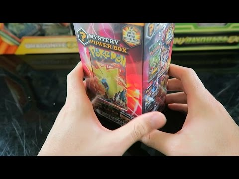 MYSTERY BOX OF BOOSTER PACKS! Rhymestyle vs Leonhart Pack Battle | Opening Pokemon Mystery Power Box
