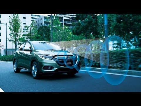 Honda HR V facelift 2018 thiết kế mới thông tin chi tiết