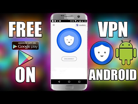 How To Install A FREE VPN Service On Android! (Betternet)
