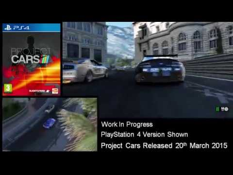 Project Cars Exclusive PS4 Gameplay part 3
