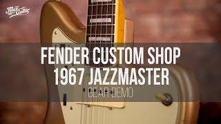 Fender Custom Shop 1967 Jazzmaster Firemist Gold