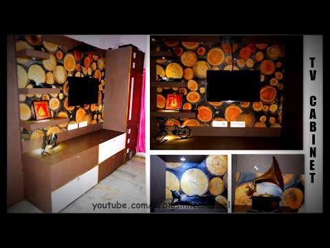 Modern TV cabinet for bedroom/living room/latest design by VJA