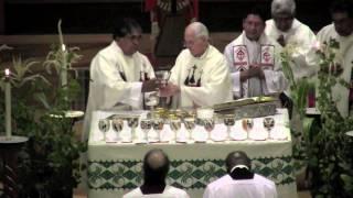 Native American Mass