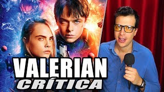 Reseña Crítica VALERIAN AND THE CITY OF A THOUSAND PLANETS / La Ciudad de los Mil Planetas -Review