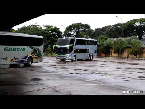 Viação Garcia   Brasil Sul - Maringá (PR) Jan/2016.