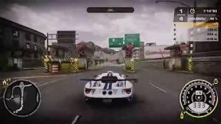 NFSMW - FORD GT Race - 2019 (mods in desc)