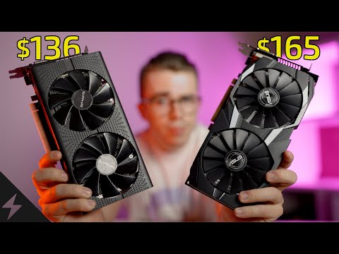 Two Budget Graphics Cards You Can Actually Buy In 2021