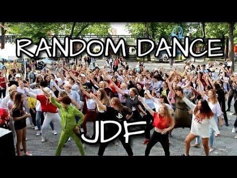 JDF Kpop Random Dance Challenge From Russia 2019