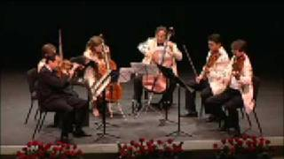 Brahms' Sextet No. 2 in G Major - La Jolla Music Society's SummerFest 2007
