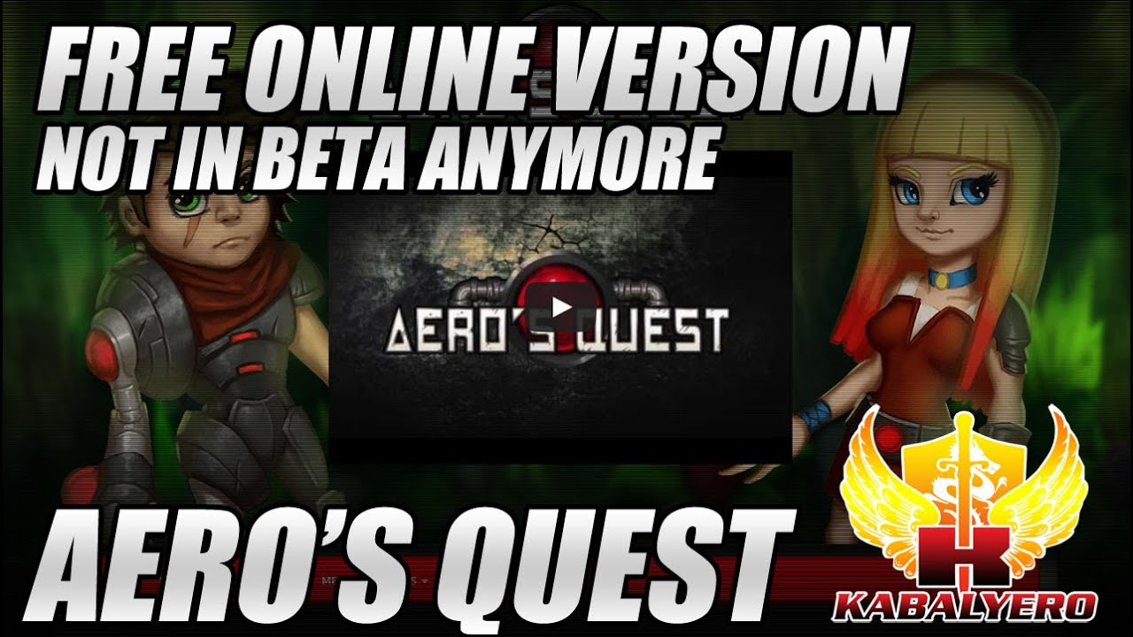Aero's Quest Free Online Version, Not In Beta Anymore