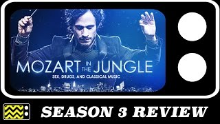 Mozart In The Jungle Season 3 Full Review & After Show | AfterBuzz TV