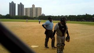 Mexican baseball harris field bronx