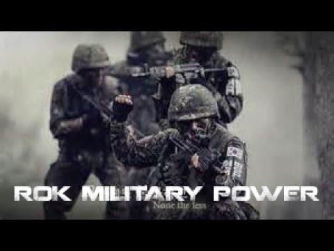 R.O.K Military Power • South Korea • 2018 • 4K