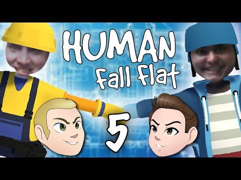 Human Fall Flat: Olympic Pole Vaulting - EPISODE 5 - Friends Without Benefits