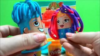 Play Doh Crazy Cuts Super Fun, Cute and New !