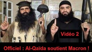 Officiel : Al-Qaïda soutient Macron ! thumbnail