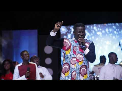 Jeshurun Okyere Local Worship Medley At Lifted Worship 2018