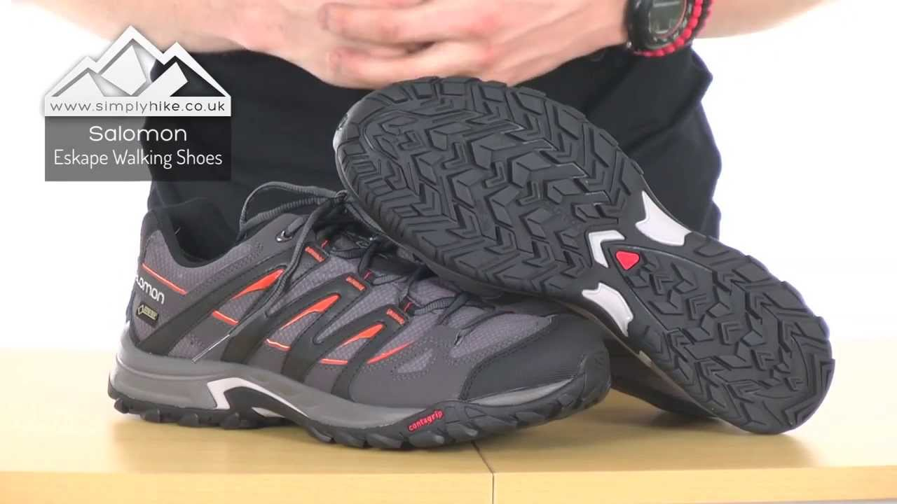 4b7c490d Salomon Eskape Mens Walking Shoes - www.simplyhike.co.uk