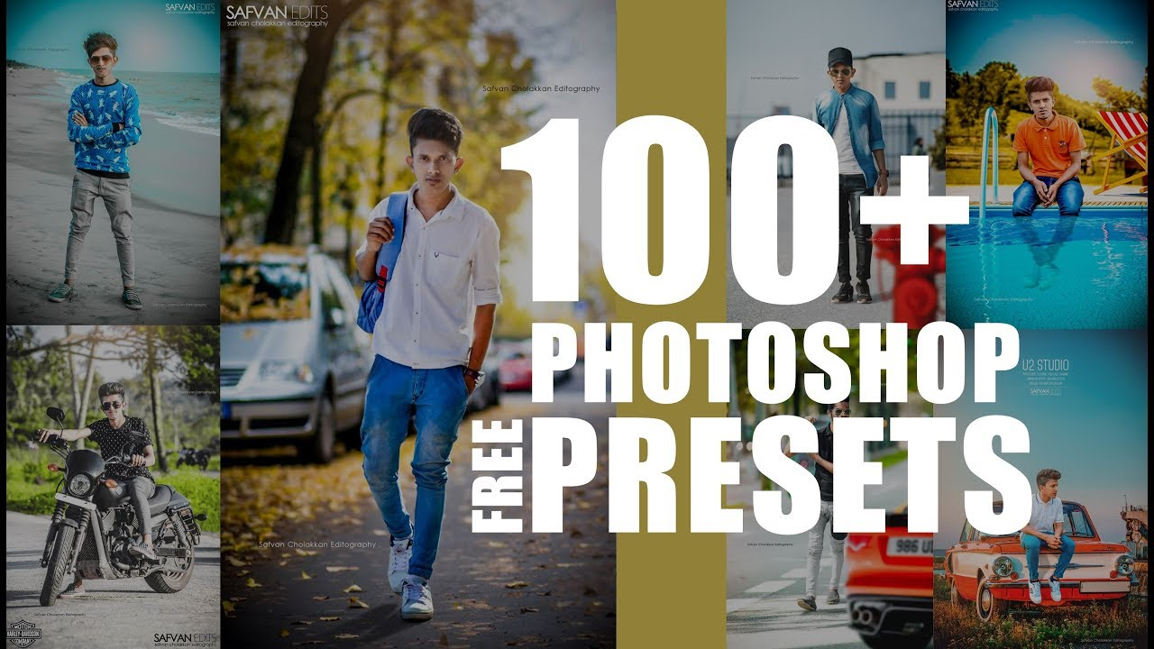 100+ photoshop camera raw presets free download