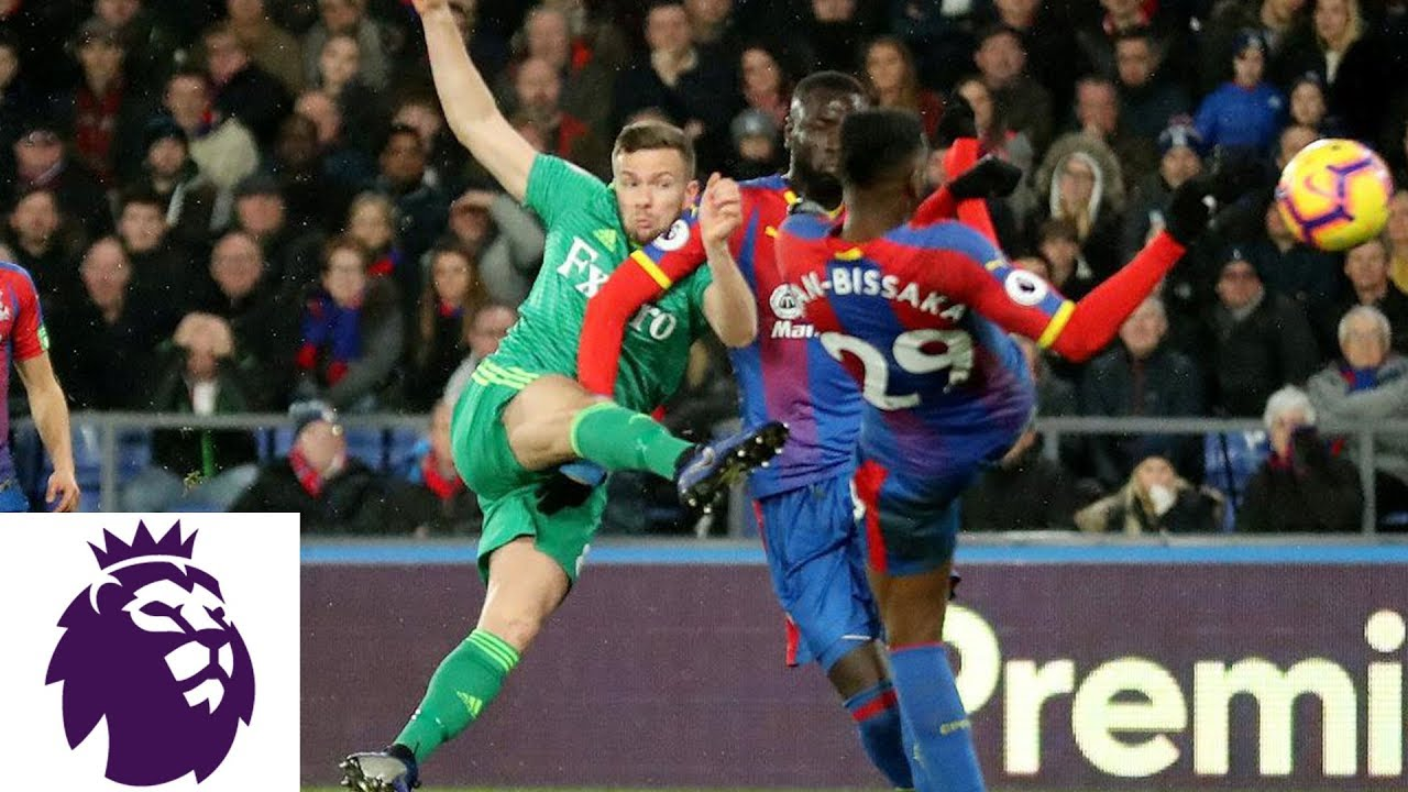 Tom Cleverley's beautiful volley puts Watford ahead | Premier League | NBC Sports