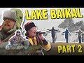 Lake Baikal, Russia on $200 (2 episode).