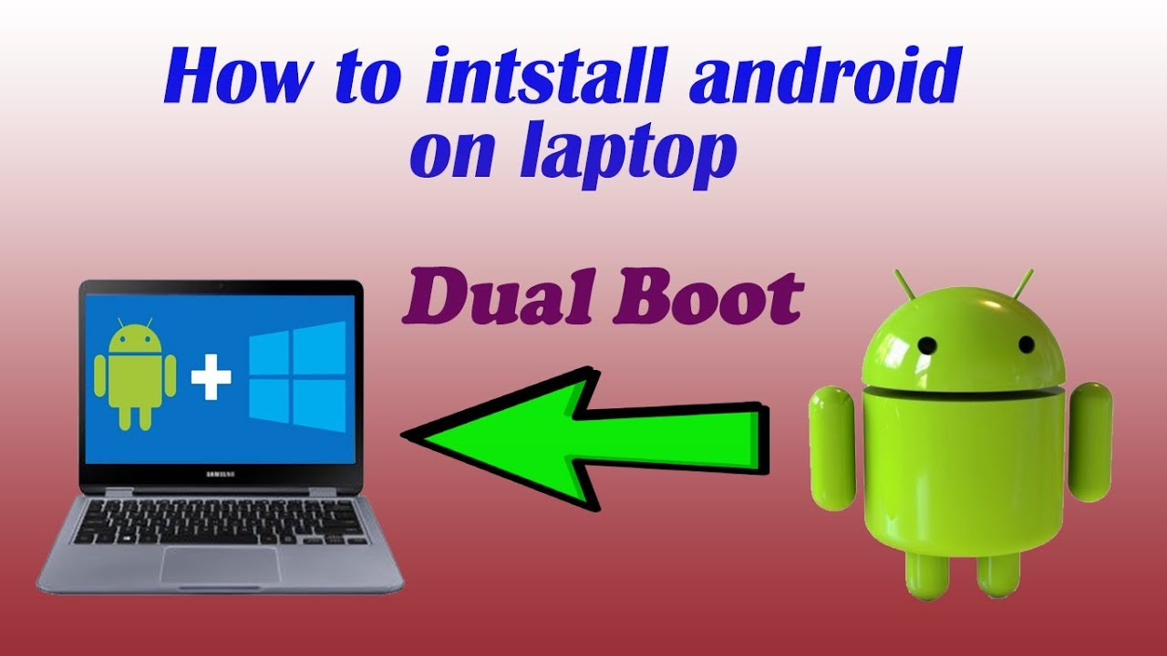 How to install android on laptop/PC || Dual Boot latest