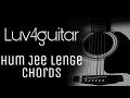 Download Hum Jee Lenge | Murder 3 | Guitar Chords MP3 song and Music Video