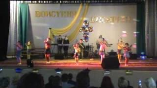 """г.Терновка церковь """"Свет миру"""" - Танец"""