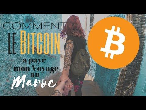 💰😱🚀 Comment le BITCOIN a payé mon VOYAGE au Maroc! ( en 4j seulement) CRYPTOMONNAIES