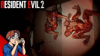 HALL OF LICKERS | Resident Evil 2 Remake (Claire A) #6 | ProJared Plays