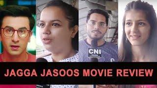 Jagga Jasoos Movie Public Review | Ranbir Kapoor | Katrina Kaif