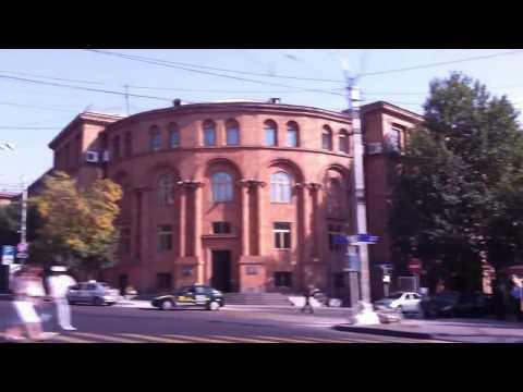 ԵՐԵՎԱՆ  - ЕРЕВАН   -  YEREVAN  -  2013  -  Prospekt