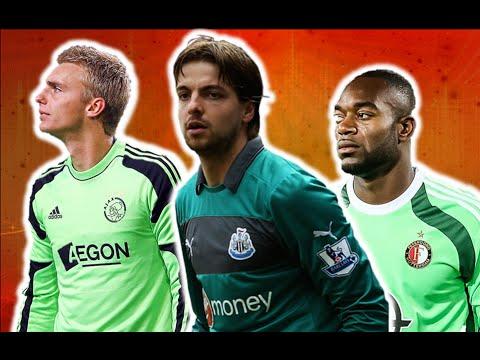 ● Dutch GoalKeepers ● Cillessen, Krul and Vermeer ●