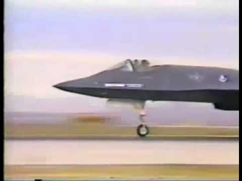 USAF YF23 YF22 future fighter fly off competition