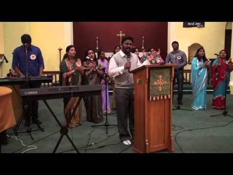 Mahima Ghanathaku Arhudavu - Bro. Praveen Kumar at Bethel Ministries Telugu Church, 4th Anniversary