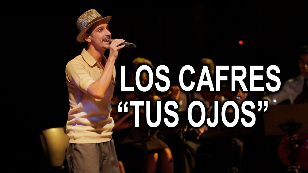 Los Cafres Tus Ojos Dvd 25 Anos Video Oficial Youtube
