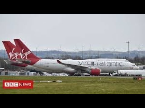 Coronavirus: Virgin Atlantic to cut thousands of jobs and end Gatwick operations - BBC News