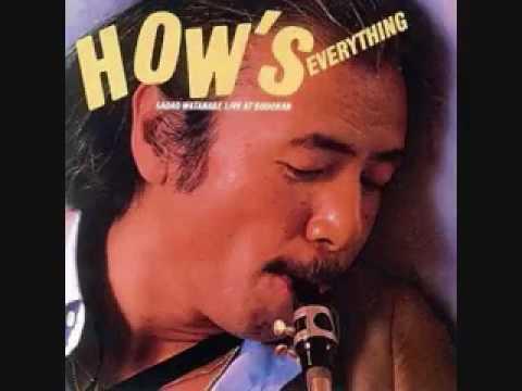 Sadao Watanabe - How's everything (full album)
