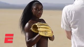 A.J. Andrews\' Muscles Make Her Who She Is In The 2017 Body Issue | ESPN