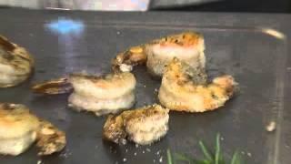Ранок на Галичині: Мар'яна Мазур готує салат з креветками