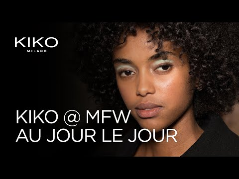Kiko Milano at Milan Fashion Week: Au Jour Le Jour A/W 18