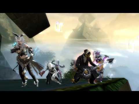 GW2 Quartet: Get Lucky - Daft Punk [Cmaj]