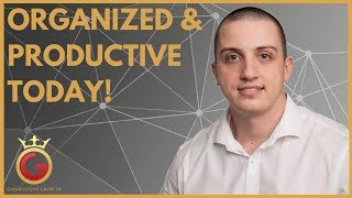 Productively Fighting Procrastination   Organize Yourself Now