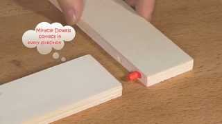 Correction Dowels - Miracle Dowels Correct Wrong Wood Doweling Jig Results - Www.neutechnik.com