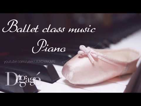 Best ballet class music - for barre lesson (piano solo)