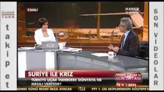 Türkiye'nin uçak indirmesi ne anlama geliyor? Uluslararası hukuk ne diyor?