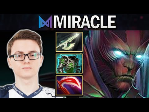 NIGMA.MIRACLE ANTI-MAGE VERSUS TEAM SECRET - DOTA 2 7.27 GAMEPLAY from YouTube · Duration:  42 minutes 11 seconds