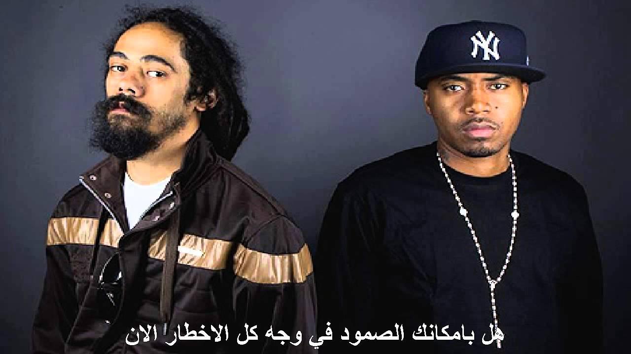 "Nas & Damian ""Jr. Gong"" Marley - Patience مترجمة - YouTube"
