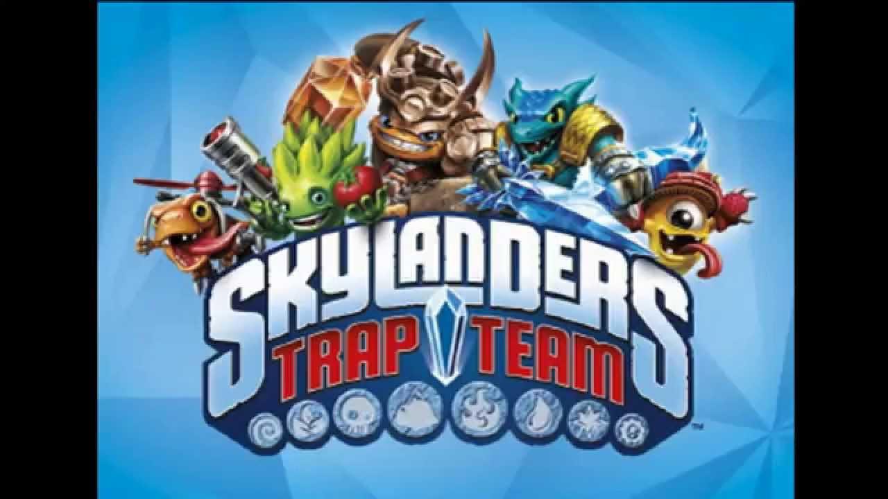 Skylanders Trap Team Legendary Starter Pack! (Not ...  Skylanders Trap Team Legendary Starter Pack